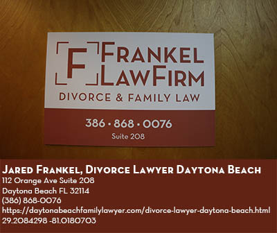 Jared Frankel divorce attorney