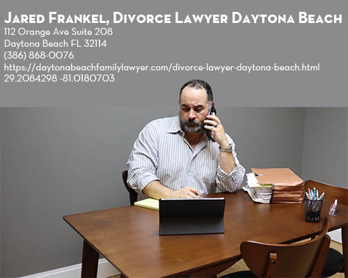 Jared Frankel divorce lawyer